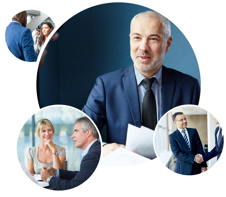 executive search bubble photos