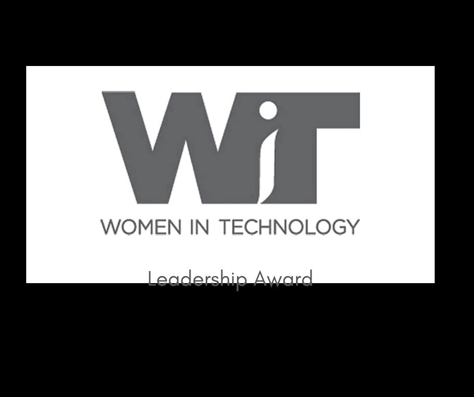 WIT Leadership Award